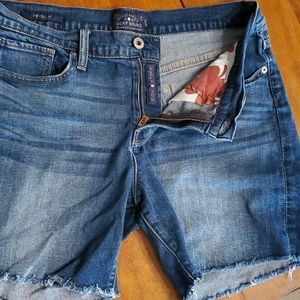 Womans Lucky Brand Jean Shorts size 10